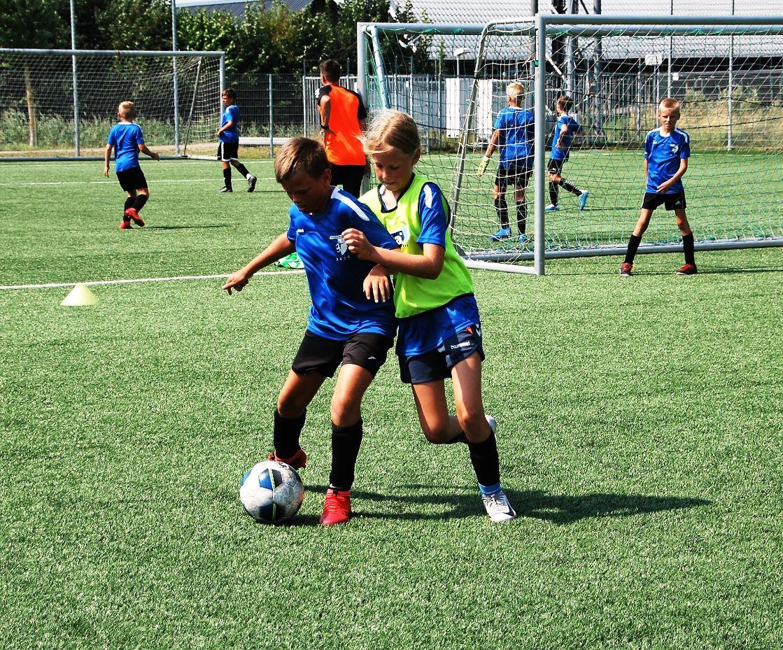 Voetbalkamp Avontuurlijk